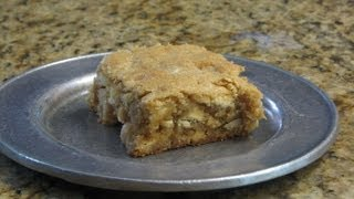 White Chocolate Macadamia Nut Brownies -- Lynn's Recipes