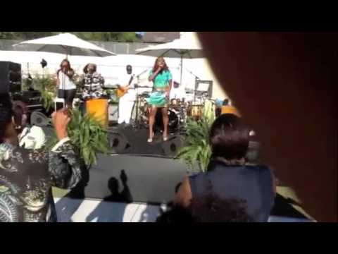 The Phat Cat Players Featuring Coco Brown Sundress