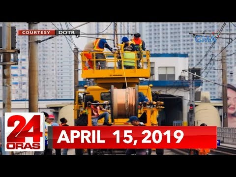 24 Oras: April 15, 2019 [HD]