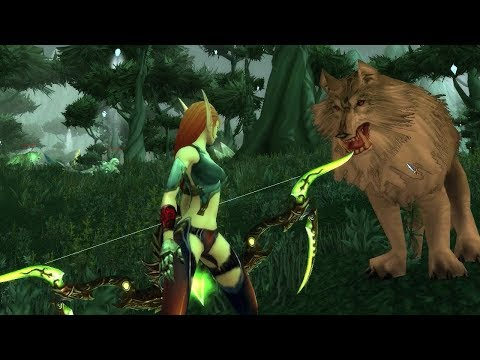 World Of Warcraft Quest Info: Vestments Of The Wolf Spirit