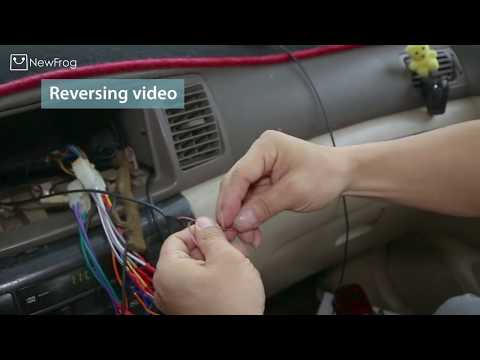 Swm 7in 2din Android Car Stereo Mp5 Dvd, Swm N6 Wiring Diagram