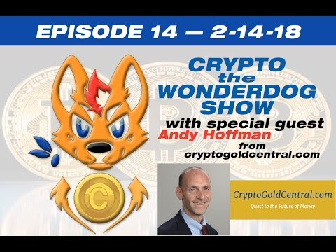 What is backing crypto? Gold and Cryptocurrency with Andy Hoffman