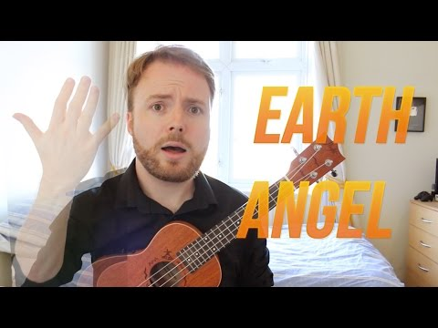 Earth Angel - The Penguins/Back To The Future (Ukulele Tutorial)