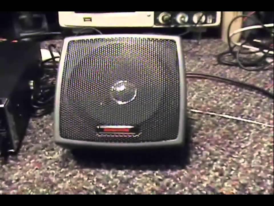 Noise Canceling Speaker Mod Youtube