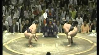豪風 × 千代鳳 夏場所 10日目 2014/5/20 ハイライト 幕内 相撲 大相撲夏...