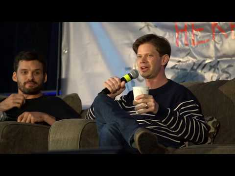 What was your favorite episode to film?  Austin Nichols and Lee Norris Q&A