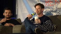 What was your favorite episode to film? - Austin Nichols and Lee Norris Q&A
