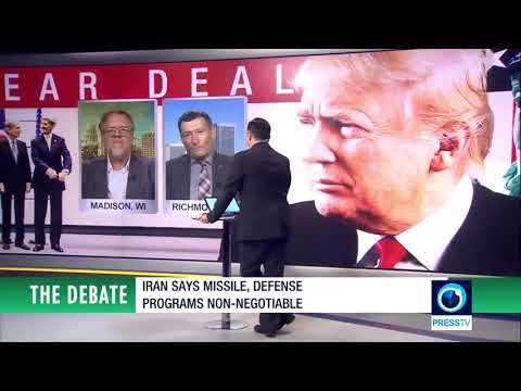 Trump to declare war on Iran?! Kevin Barrett vs. Frederick Peterson