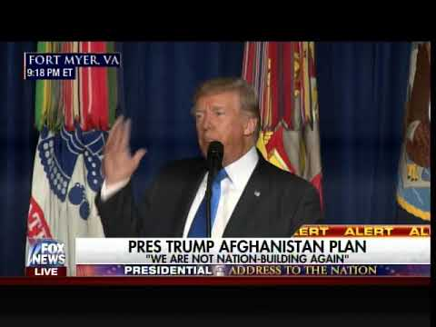 BOOM! POTUS TRUMP Calls Out Pakistan for Harboring Criminals and Terrorists