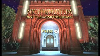 Night at the Museum: Battle of the Smithsonian - Wii Gameplay