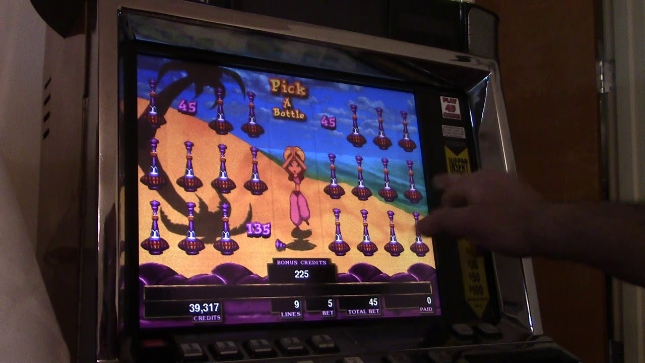 I Dream Of Jeannie Slot Machine Free Play