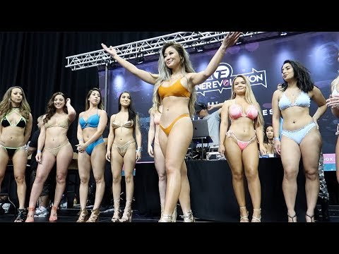 Tuner Evolution 2018 Full Bikini Contest