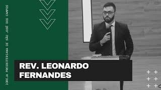Rev. Leonardo Fernandes | 20/12/20