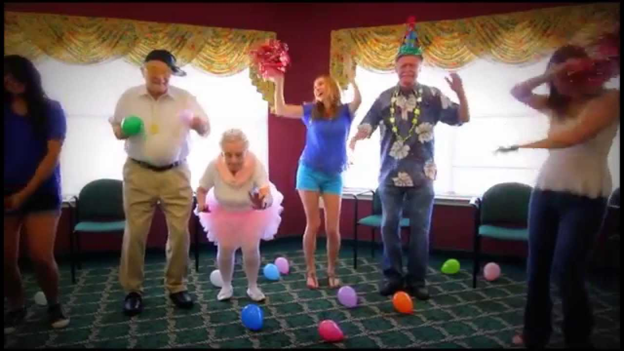 Shake It Off - Senior Citizens Edition
