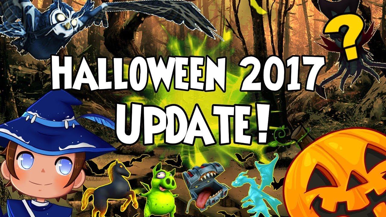 Wizard101 - Halloween 2017! (Updates)