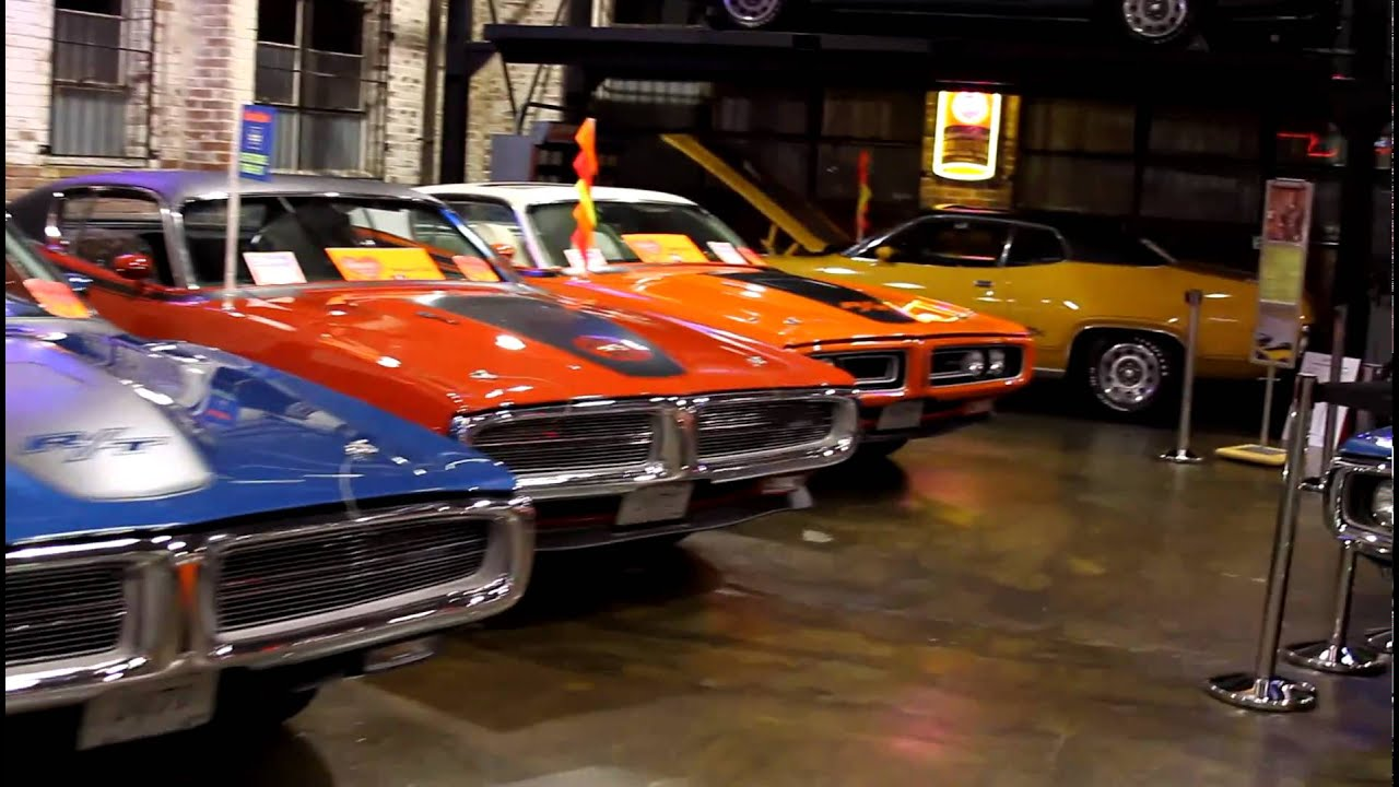 Wellborn Muscle Car Museum Youtube