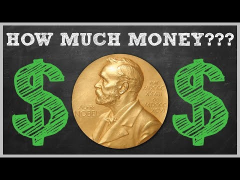 How Much Money Do You Get for Winning a Nobel Prize?