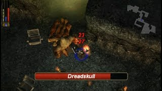 Untold Legends Brotherhood of the Blade (PLAYSTATION PSP) Part 11 Alchemist