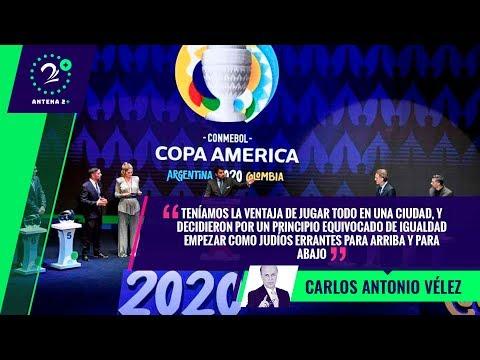 Colombia recorrerá el país mientras sus rivales jugarán en una sola ciudad ¡Copa América genios