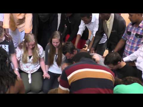 El-shaddai International Church Netherlands : Praying for our brothers and sisters