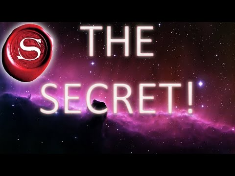 """The Secret"" by Rhonda Byrne 