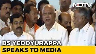 Victory Of Democracy, Says BS Yeddyurappa