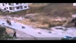 Сирия, нарезка военных действий