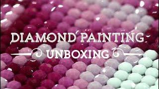 Diamond painting haul