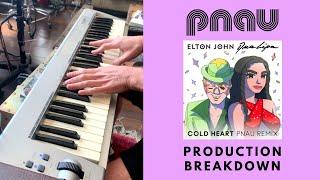 Download Elton John & Dua Lipa - Cold Heart (PNAU Remix) Production Breakdown