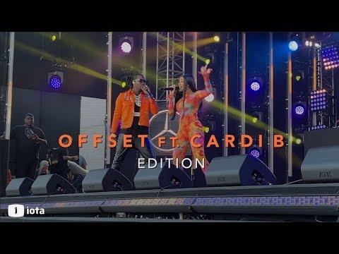 Offset ft. Cardi B on Jimmy Kimmel Live