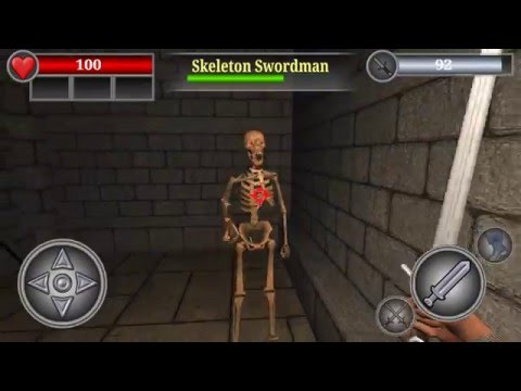 Old Gold 3D - Best Free Offline RPG Games for Android