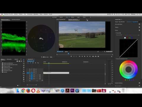 Corrección de color y etalonaje básico en Premiere para DJI Phantom 3 2/2