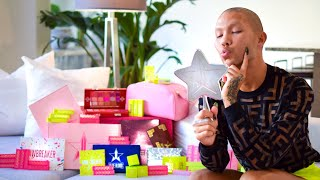 FIRST EVER UNBOXING with My Dogs - Jeffree Star Cosmetics | Kimora Blac