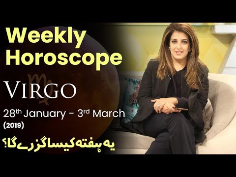 There's a new moon in Virgo this week!
