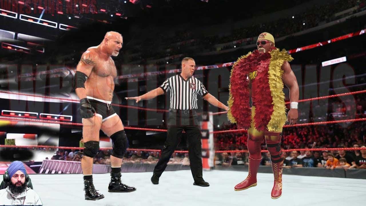 Goldberg vs Hulk Hogan Match Wrestling News