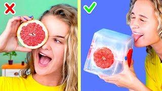 Огромные летние сладости – 10 идей! Едим лед!