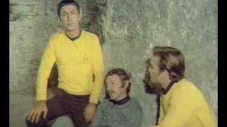 Turkish Star Trek -- Kirk vs Spock (Amok Time-style)