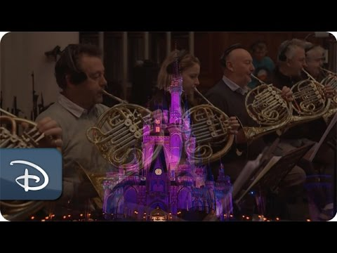 'Happily Ever After' Score Recording Session | Walt Disney World