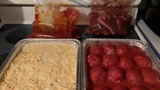 THM Meal Prep Monday (on a Tuesday) haha