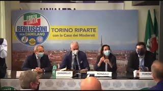Centrodestra non trova candidato sindaco, Berlusconi scherza: