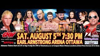 Psycho Sid coming to Ottawa Aug 5 for SuperShow!
