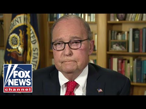 Larry Kudlow on China trade tensions, rattled Wall Street