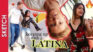 NOVIA LATINA KEEPING UP WITH A LATINA - Katia Nabil