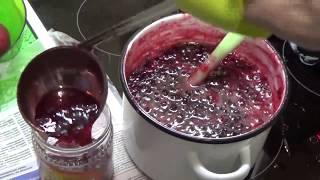 Как варить варенье из брусники