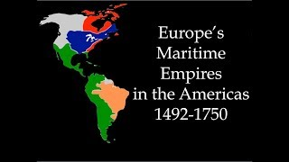 European Colonization of the Americas - Part 2