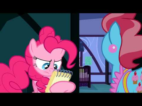 Pinkie Pie - Let me check my schedule! I should be available a week from NEVER