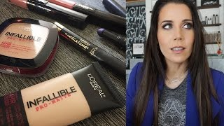 NEW DRUGSTORE - L'Oréal Infallible | FIRST IMPRESSIONS