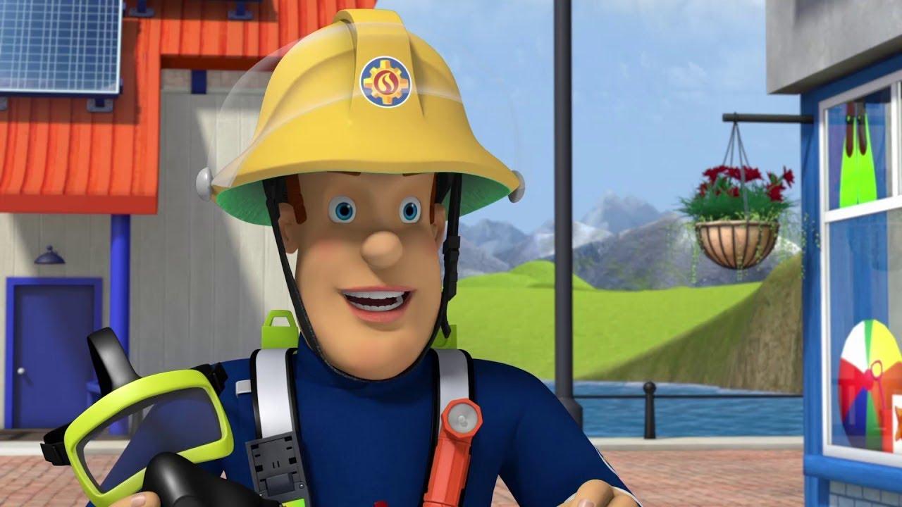 Sam Il Pompiere Italiano Nuovi Episodi 2019 Cartone