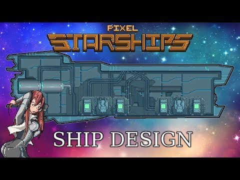 Pixel Starships - Basic Ship Design Tips
