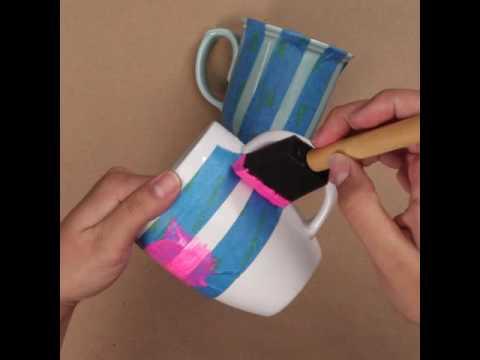 Colorblock Coffee Mug | Southern Living